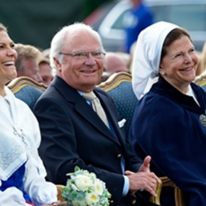 (VIDEOS) Members of the Swedish Royal Family Celebrate Victoriadagen.