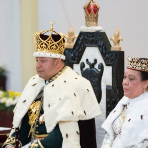 (VIDEOS) The Coronation of His Majesty King George Tupou VI of Tonga.