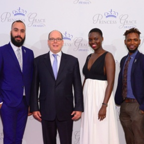 (VIDEOS) HSH Prince Albert II of Monaco Visits New York City.