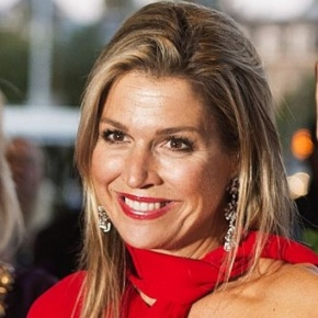 HM Queen Maxima of the Netherlands Attends a Concert.