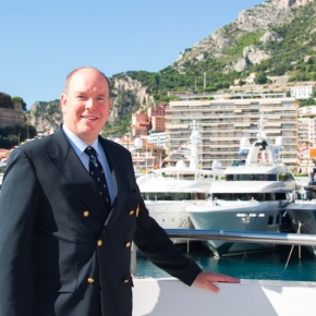 News Regarding HSH Prince Albert II of Monaco.