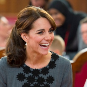 (VIDEO) HRH The Duchess of Cambridge Visits the Charity, ChanceUK.
