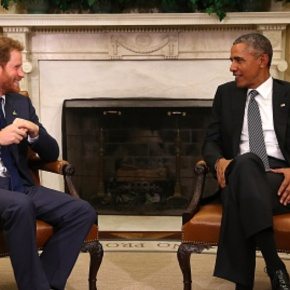 (VIDEOS) HRH Prince Harry of Wales Goes to Washington, D.C.