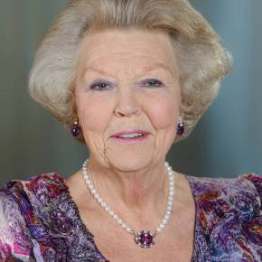 HRH Princess Beatrix of the Netherlands Attends the Première of Juliana: Moeder van het Volk, Over Koningschap en Emancipatie.