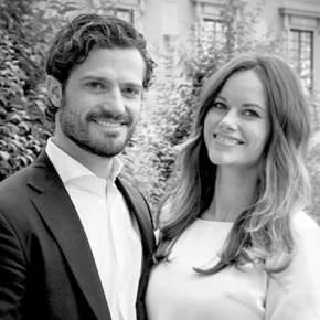 (VIDEO) TRHs Prince Carl Philip and Princess Sofia of Sweden Host aSymposium.
