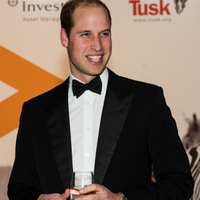 (VIDEO) HRH The Duke of Cambridge Attends the 2015 Tusk ConservationAwards.