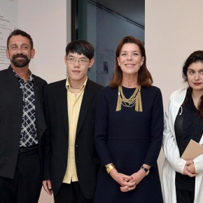 (VIDEO) HRH Princess Caroline of Hanover Presents Awards.
