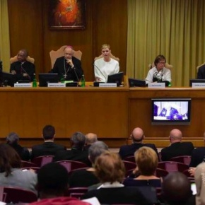 HSH Princess Charlene of Monaco Participates in a Conference at theVatican.