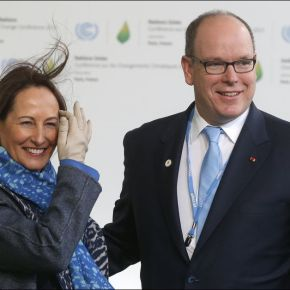 (VIDEOS)  Royals Arrive in Paris for the Opening of the COP21.