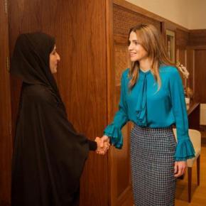 (VIDEO) News Regarding Her Majesty Queen Rania ofJordan.