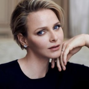 (VIDEO) HSH Princess Charlene of Monaco Attends the Launch of World First Aid Day.