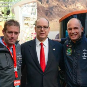 HSH Prince Albert II of Monaco Witnesses the Launch of the Eco Explorers Society.