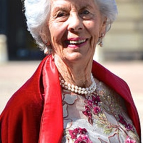 Countess Gunnila Märta Louise Bernadotte, Grevinna af Wisborg Has Passed Away.