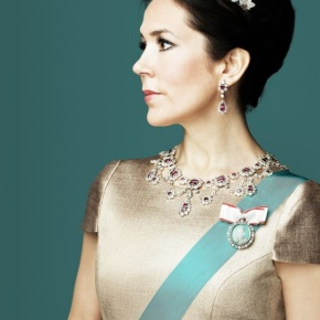 (VIDEOS) HRH Crown Princess Mary of Denmark Celebrates the 50th Anniversary of the Dagcentret Strødammens.