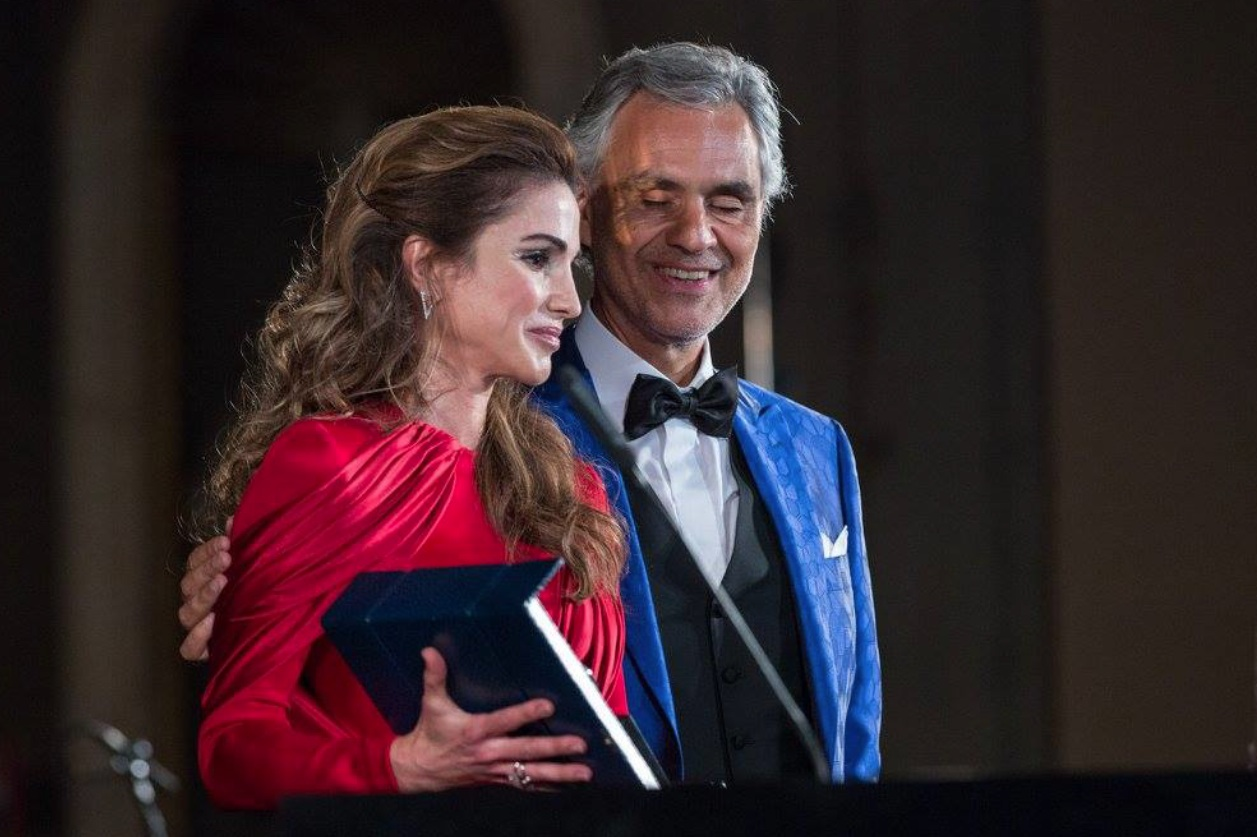Her Majesty Queen Rania of Jordan Receives the ...