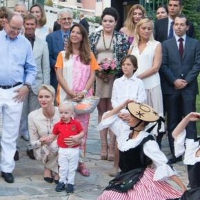 (VIDEO) The Prince and Princess of Monaco Attend the 2016 Pique-Nique desMonégasques.