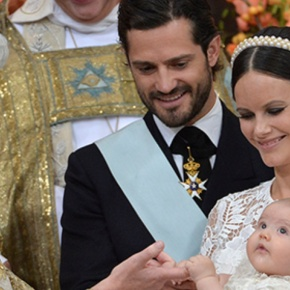 (VIDEO) The Christening of HRH Prince Alexander of Sweden.