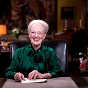 (VIDEO) Her Majesty Queen Margrethe II of Denmark Delivers Her New Year Speech.