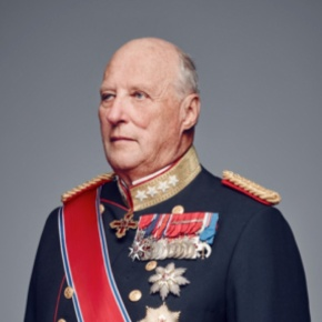 (VIDEO) A New Year's Message from His Majesty King Harald V of Norway.